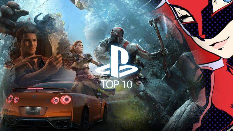 بهترین بازی های PS4