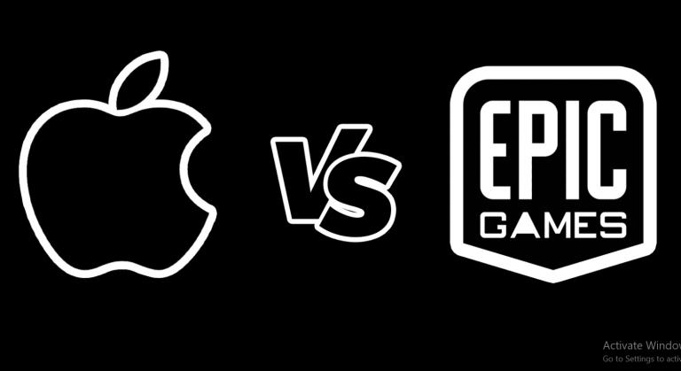 جدال حقوقی اپل و کمپانی اپیک گیمز