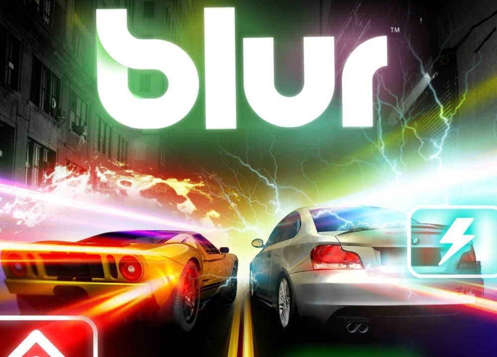 چگونه بازی Blur را دو نفره کنیم ؟