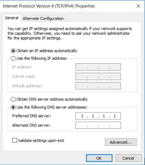 آموزش تعویض DNS برای اجرای بازی های تحریم شده