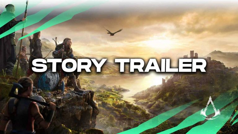 Assassin's creed Valhala story trailer