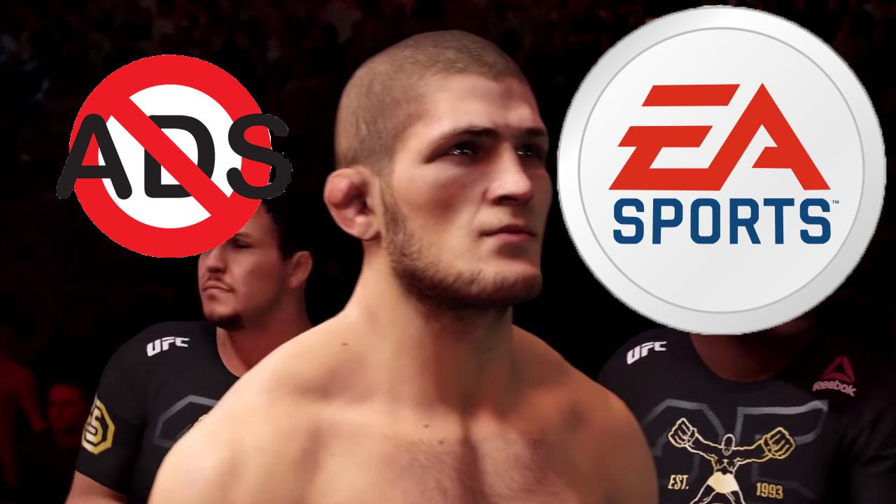 تبلیغات درون برنامهای EA Sports UFC 4 کاربرانش را خشمگین کرد