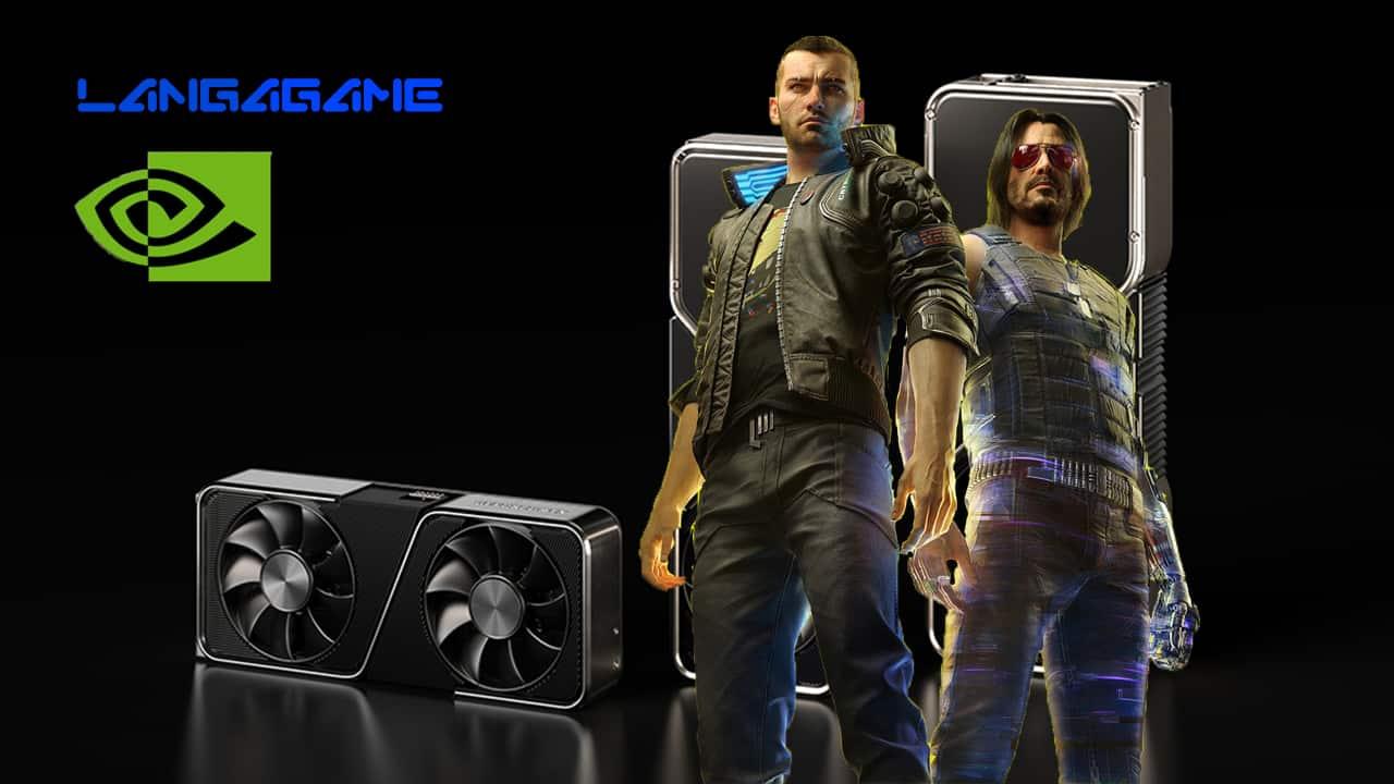 قدرت گرافیکی انویدیا و گیم پلی Cyberpunk 2077 هر دو در یک تریلر