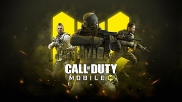 بازی Call Of Duty Mobile