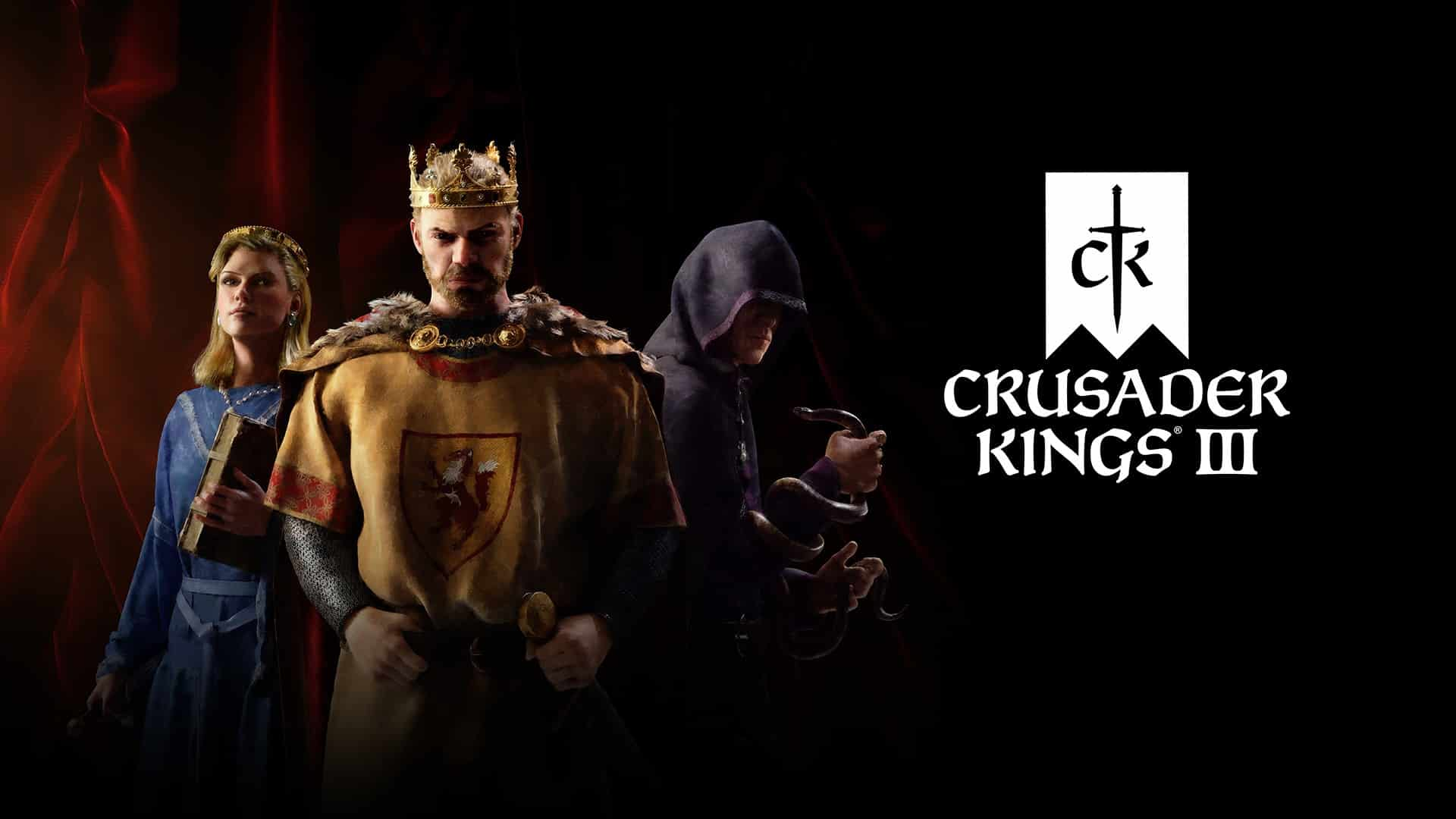بازی Crusader kings 3