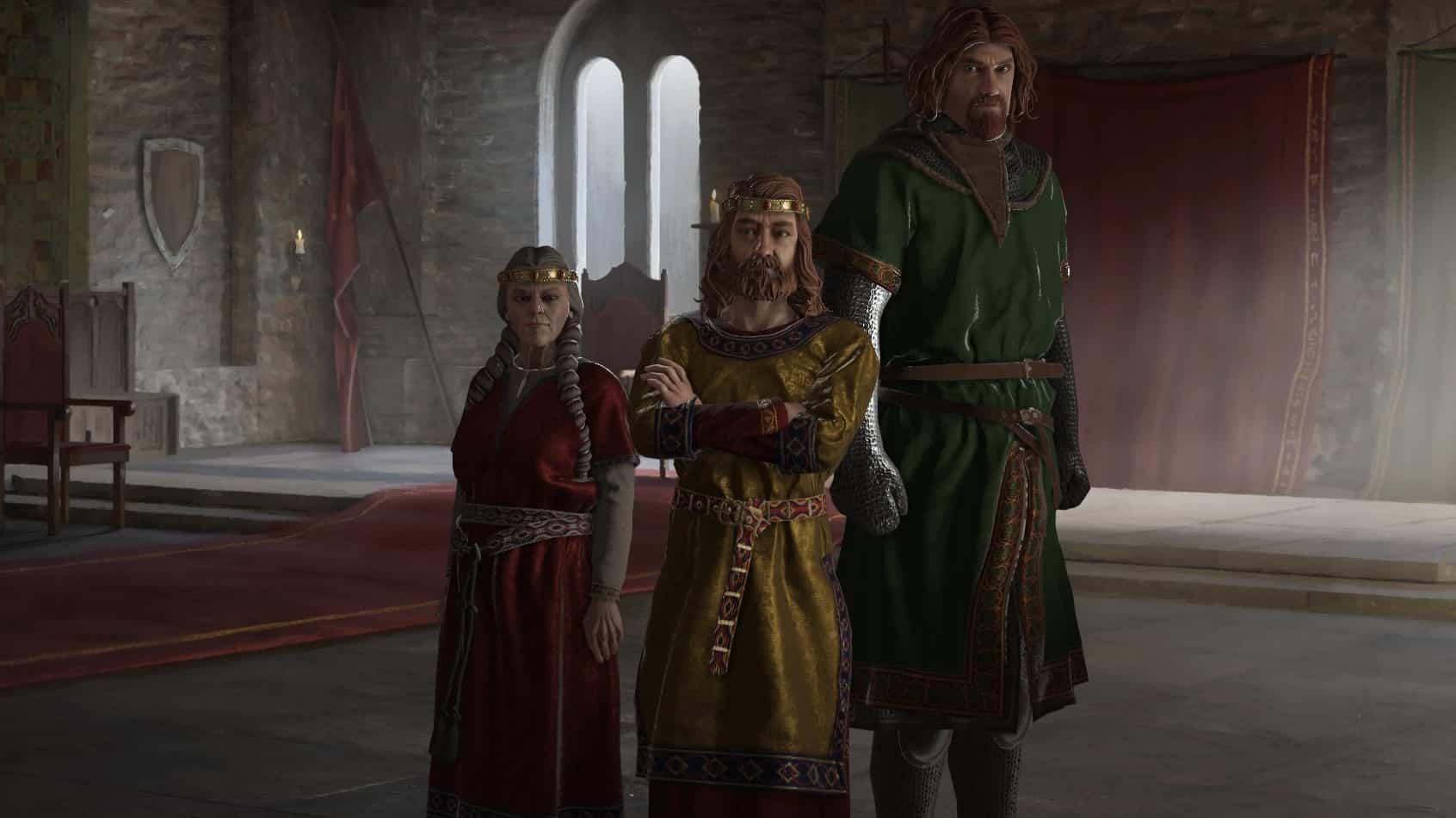 بازی Crusader kings 3