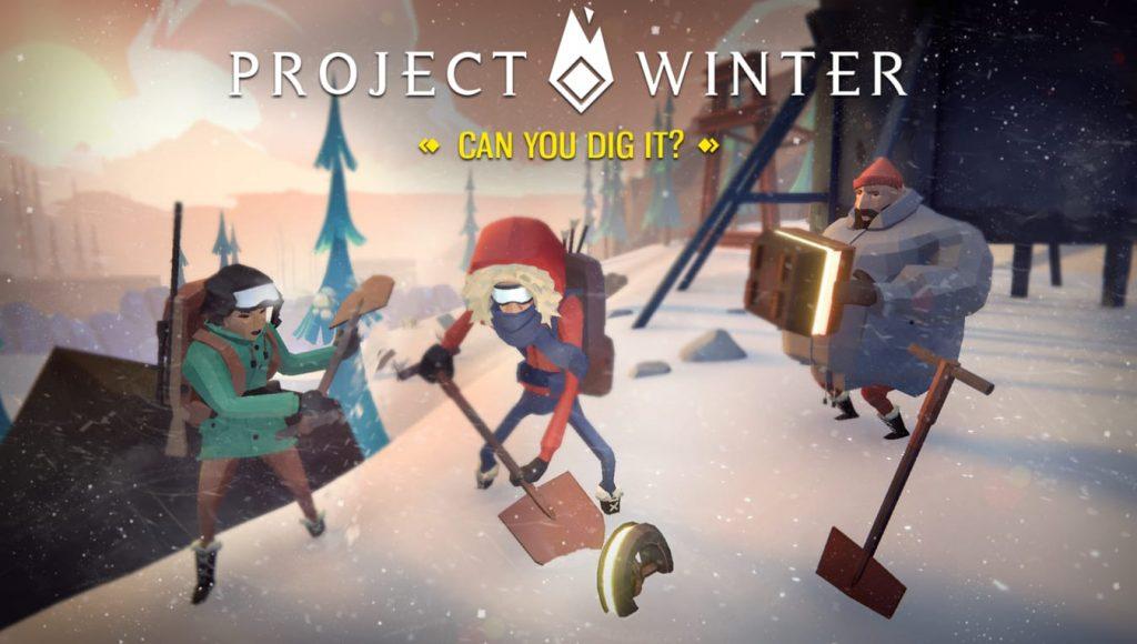 بازی Project Winter