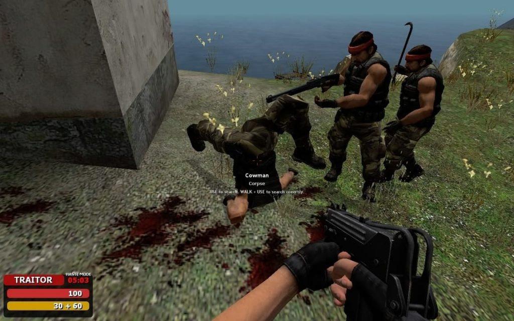 بازی Trouble in Terrorist Town