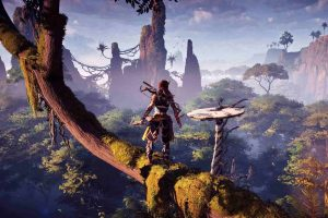 داستان بازی Horizon Zero Dawn
