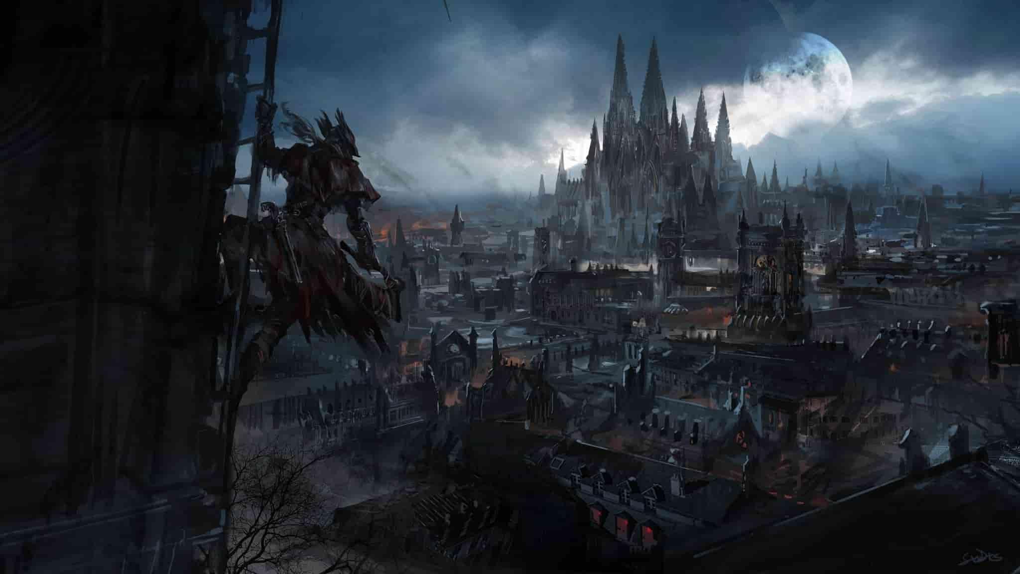 داستان بازی Bloodborne