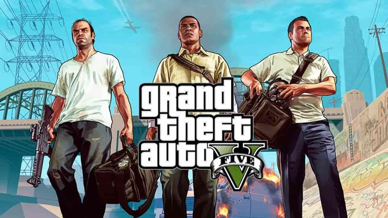 داستان بازی GTA V