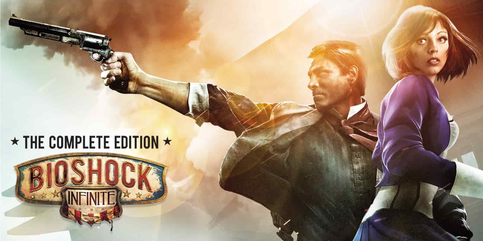 داستان بازی BioShock Infinite