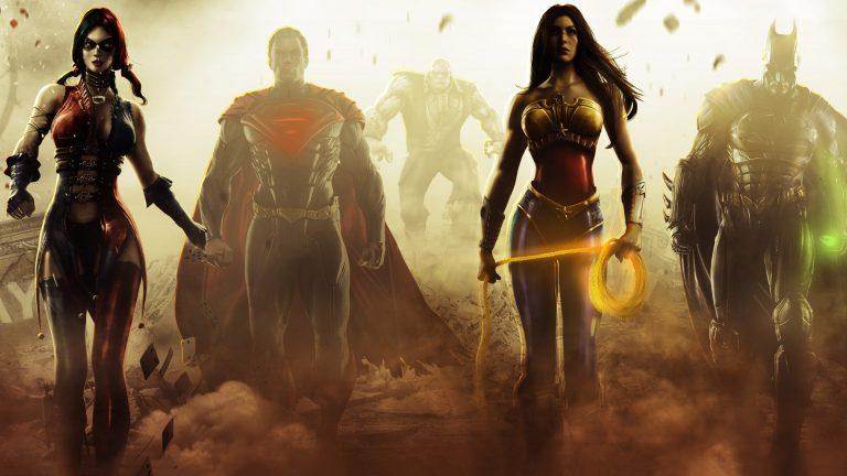 سیستم مورد نیاز بازی Injustice 1 Gods amoung us