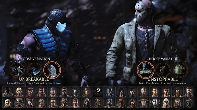 سیستم مورد نیاز بازی Mortal Kombat xl